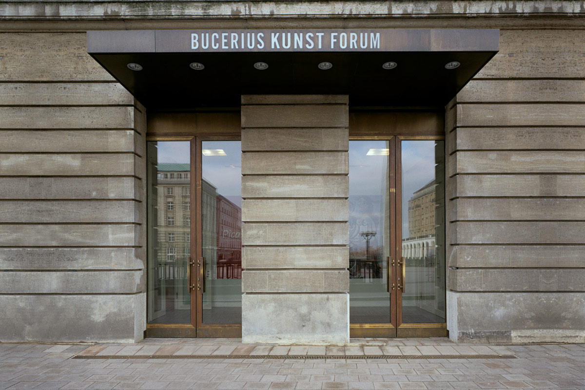 bucerius kunst forum st rmer murphy and partners. Black Bedroom Furniture Sets. Home Design Ideas